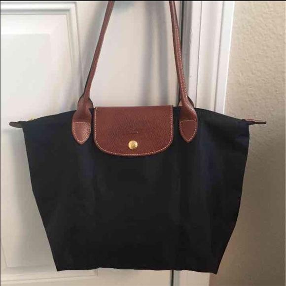 Longchamp Black