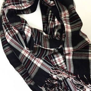 Christopher & Banks Accessories - Christopher & Banks plaid scarf.