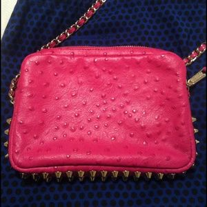 Rebecca Minkoff Flirty Shoulder Bag, Hot Pink