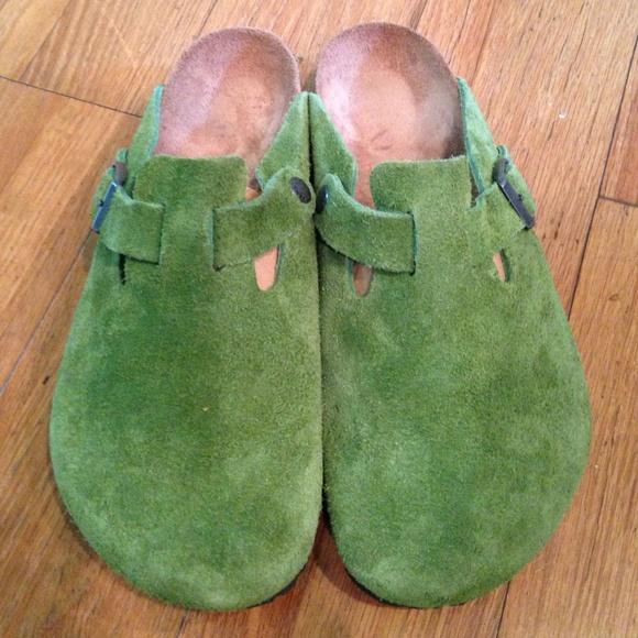 59696ca8b601c0 Birkenstock Shoes - Birkenstock Boston Classic clogs size 39