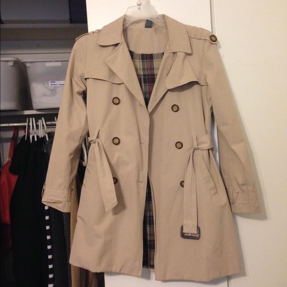 40564803 Zara trench coat kids 9-10. M_5627d5cd9818292d0e001a68