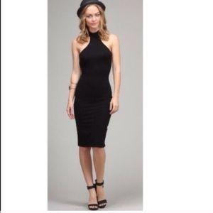 Dresses & Skirts - Open back midi dress