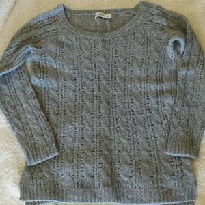 Used, Abercrombie cable knit for sale