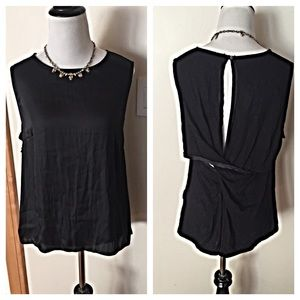 Anthropologie Tops - NWOT Anthro Dolan LA black top