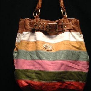 D&G bag multicolored