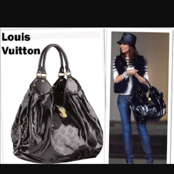 e0c9bb1faf0c Louis Vuitton Handbags - Authentic Louis Vuitton Mahina Surya XL