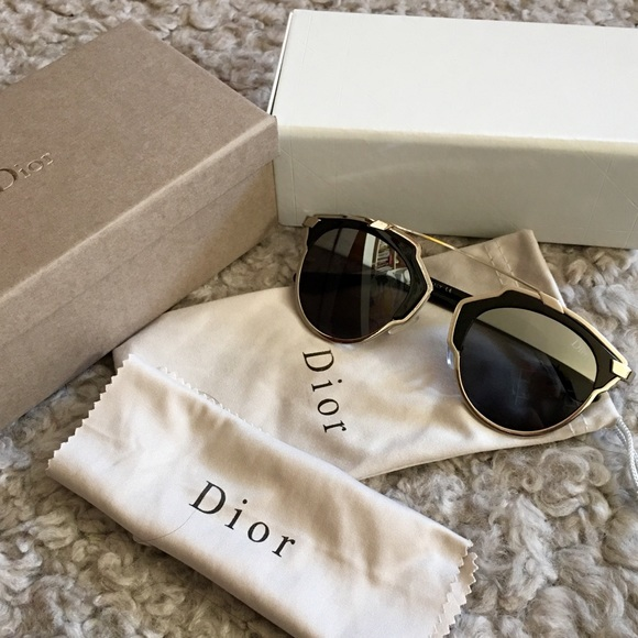 92004d8eb6e0a Accessories - Dior so real sunglasses silver black mirrored