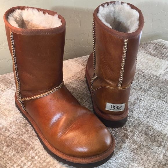 chestnut brown uggs