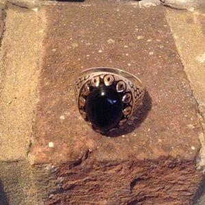 Jewelry - HIGH QUALITY BLACK ONYX RING