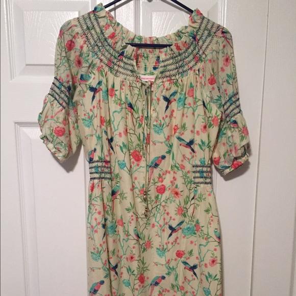 H M Dresses   Skirts - Matthew Williamson for H M printed dress 94250cb7d