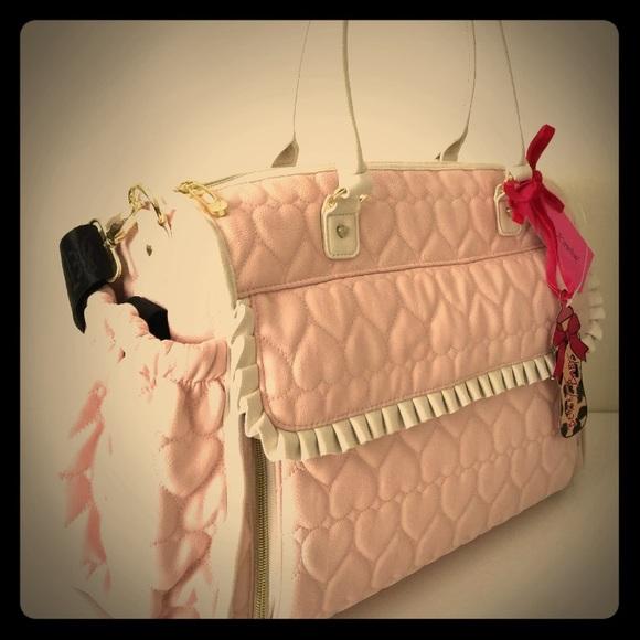 Betsey Johnson Bags Diaper Bag Poshmark