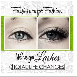 Other - TLC 3D Fiber Lashes - no glue required
