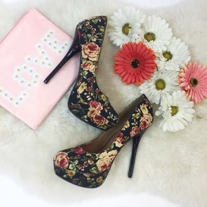 HP Floral Pumps