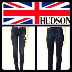 Hudson Jeans Denim - Hudson Havoc Mid-rise Cigarette Leg