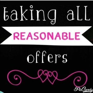 Other - 💘 Offers Accepted💘
