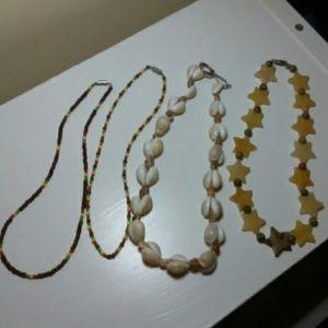 Jewelry - Bundle 4 necklace