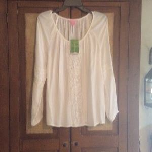 Lilly Pulitzer Tops - NWT Lilly Pulitzer blouse