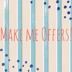 Make offers on some cute clothes