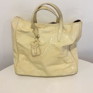 yves saint bag - 60% off Yves Saint Laurent Handbags - YSL Metropolis Handbag from ...