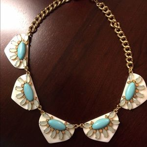 Jewelry - Mother of Pearl Statement Necklace