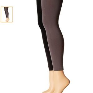 muk luks Accessories - New Muk Luks Fleece Lined Tights - Medium 2 pairs
