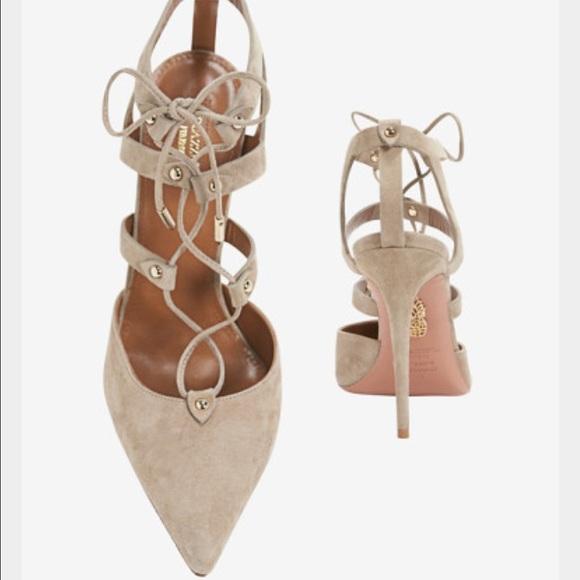 Aquazzura Shoes | Aquazzurra Brand New