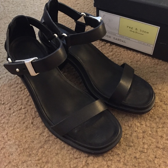 622fa1a7eba Rag & Bone leather Jude sandals