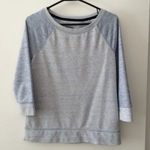 MERONA ☄ Three Quarter Sleeve Sweatshirt