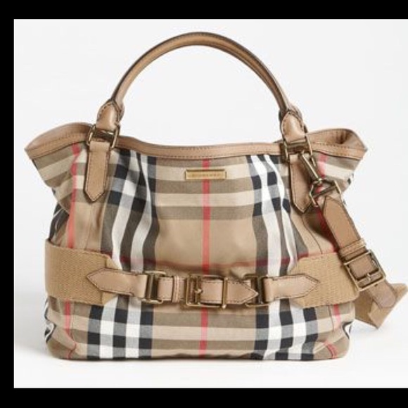 28 Off Burberry Handbags Authentic Burberry Diaper Bag