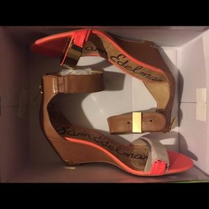 "Sam Edelman ""Serena"" 8.5 Wedge"