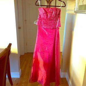Jessica McClintock Dresses & Skirts - Beautiful Long formal two piece dress. Prom ready.