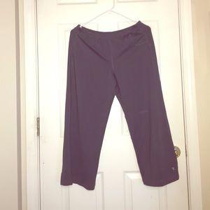 Danskin Pants - Danskin gray workout capris