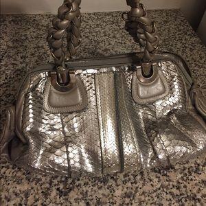 Chloe Python Medium Bag