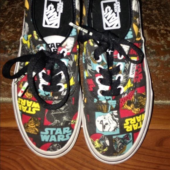 vans shoes size 13