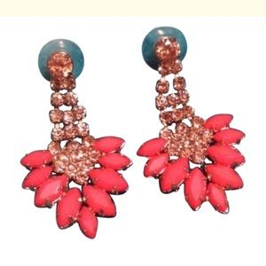 Holiday J. CREW drop earrings