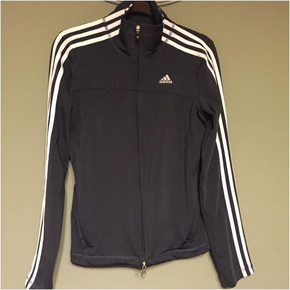 Adidas zip up sweater