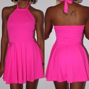 Dresses & Skirts - Pink Spring Dress