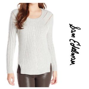 Sam Edelman Pointelle Sweater
