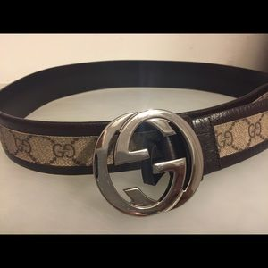 Gucci belt in excellent condition