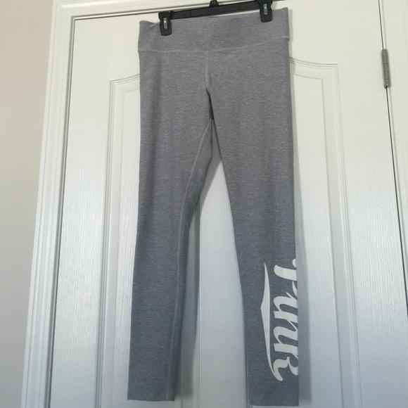 0086d045de Victoria's Secret PINK Yoga pant grey Medium. M_562a4f5001985e21cb00d074
