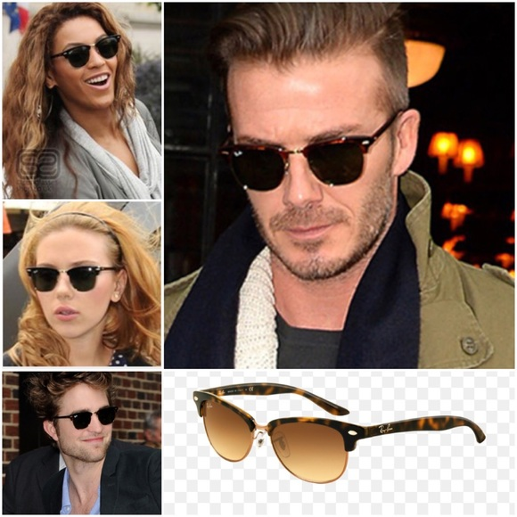 59% off Ray-Ban Accessories - Ray Ban Clubmaster Sunglasses Light