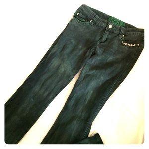 TRIPP NYC studded skinny jeans
