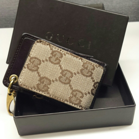 fa7267e5ced40 Gucci Accessories - Gucci Keychain Coin Purse