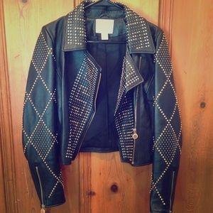 Gorgeous Rare Leather Jacket!