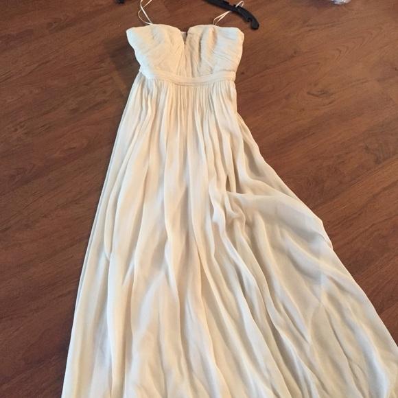 J. Crew Dresses | J Crew Nadia Dress In Silk Chiffon 00 Petite ...