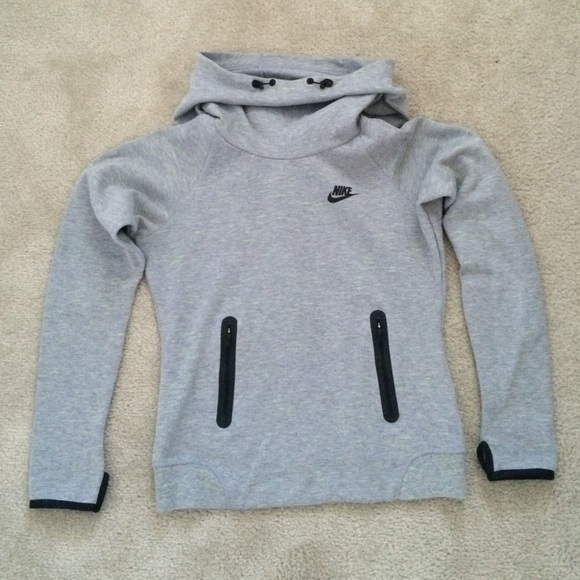 Nike - Nike Tech Fleece Cowl Neck Hoodie from Amanda's closet on ...