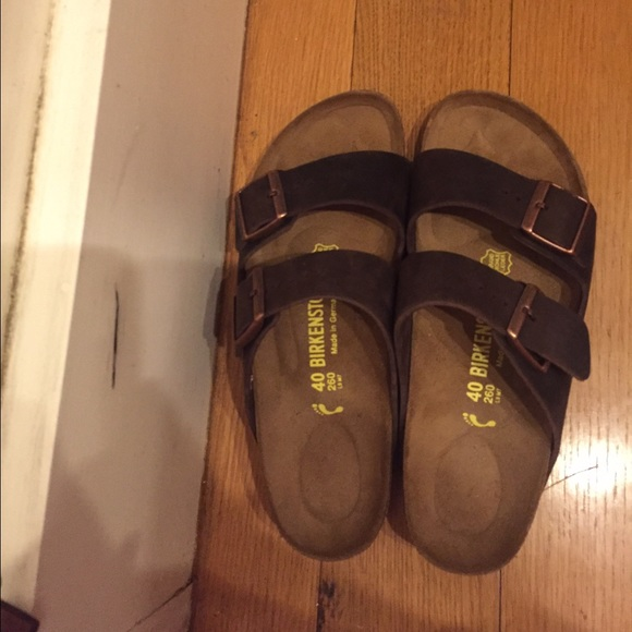 108f0ed1bc85 Men s Arizona Birkenstock sandals