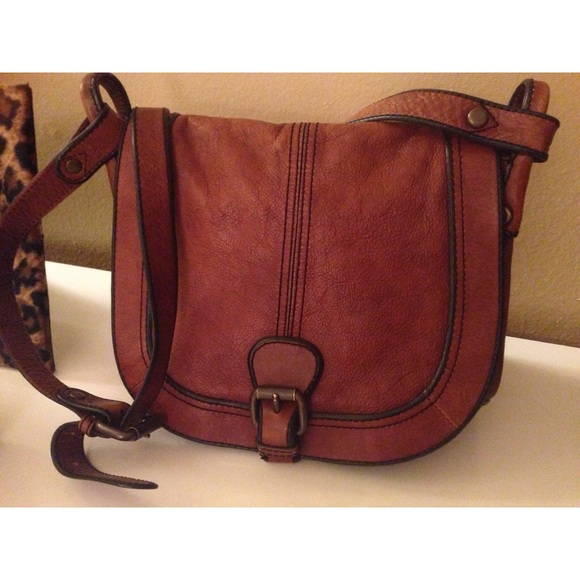 582a384a5c9d Fossil Handbags - Fossil Crossbody Bag