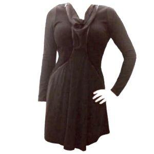 Lauren Vidal Dresses & Skirts - Final Price❗️Lauren Vidal Black & Gray Dress