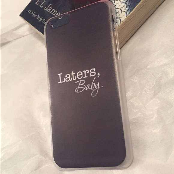 fifty shades iphone 6 case